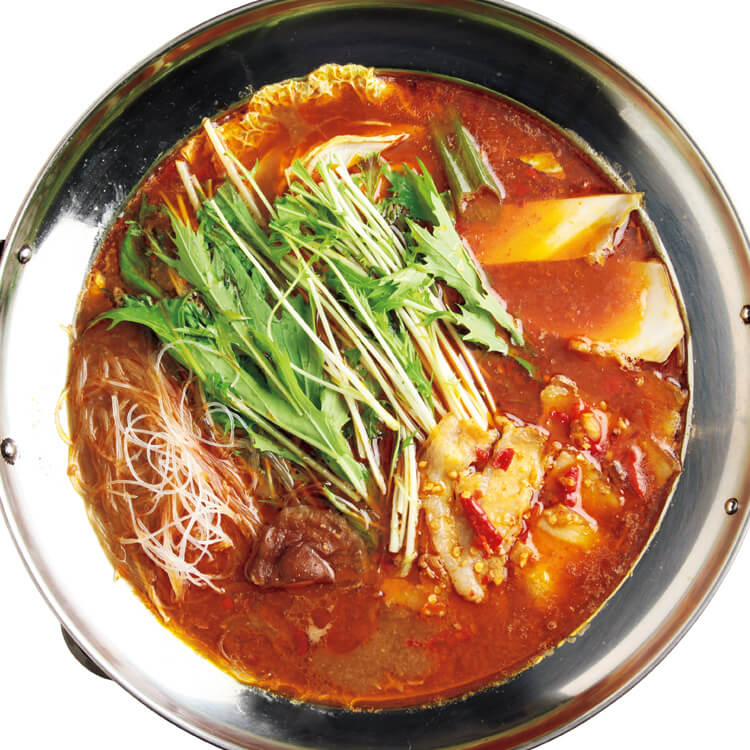 貴州火鍋:豆豉火鍋