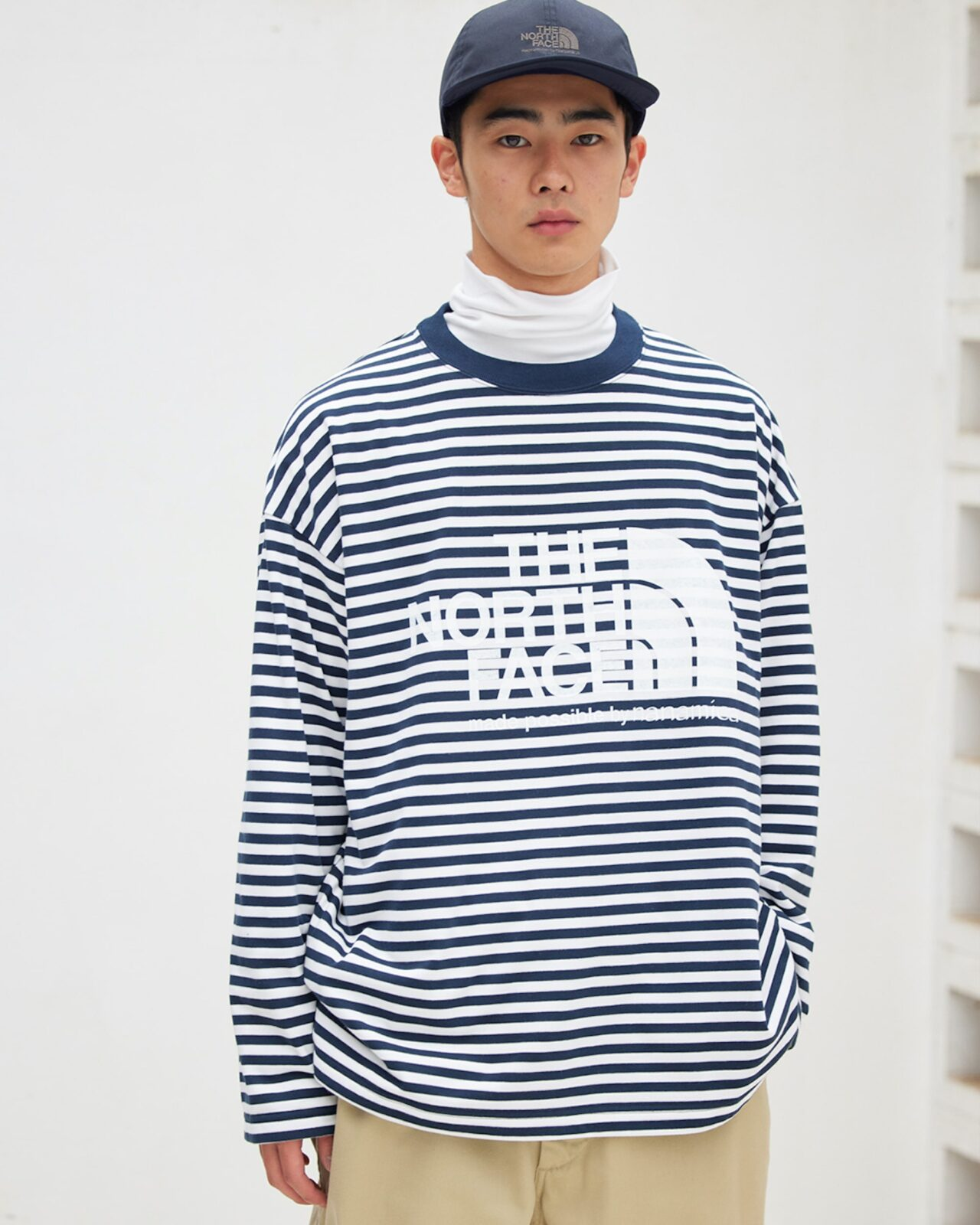 nanamica THE NORTH FACE Tシャツ キャップ