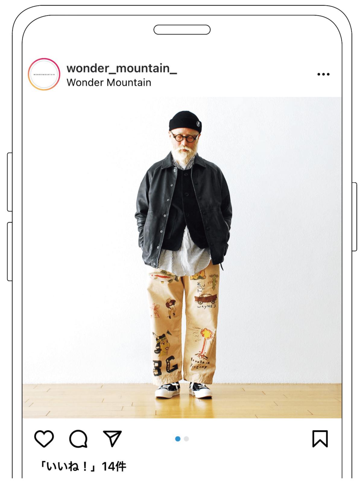 広島/Wonder Mountain インスタ