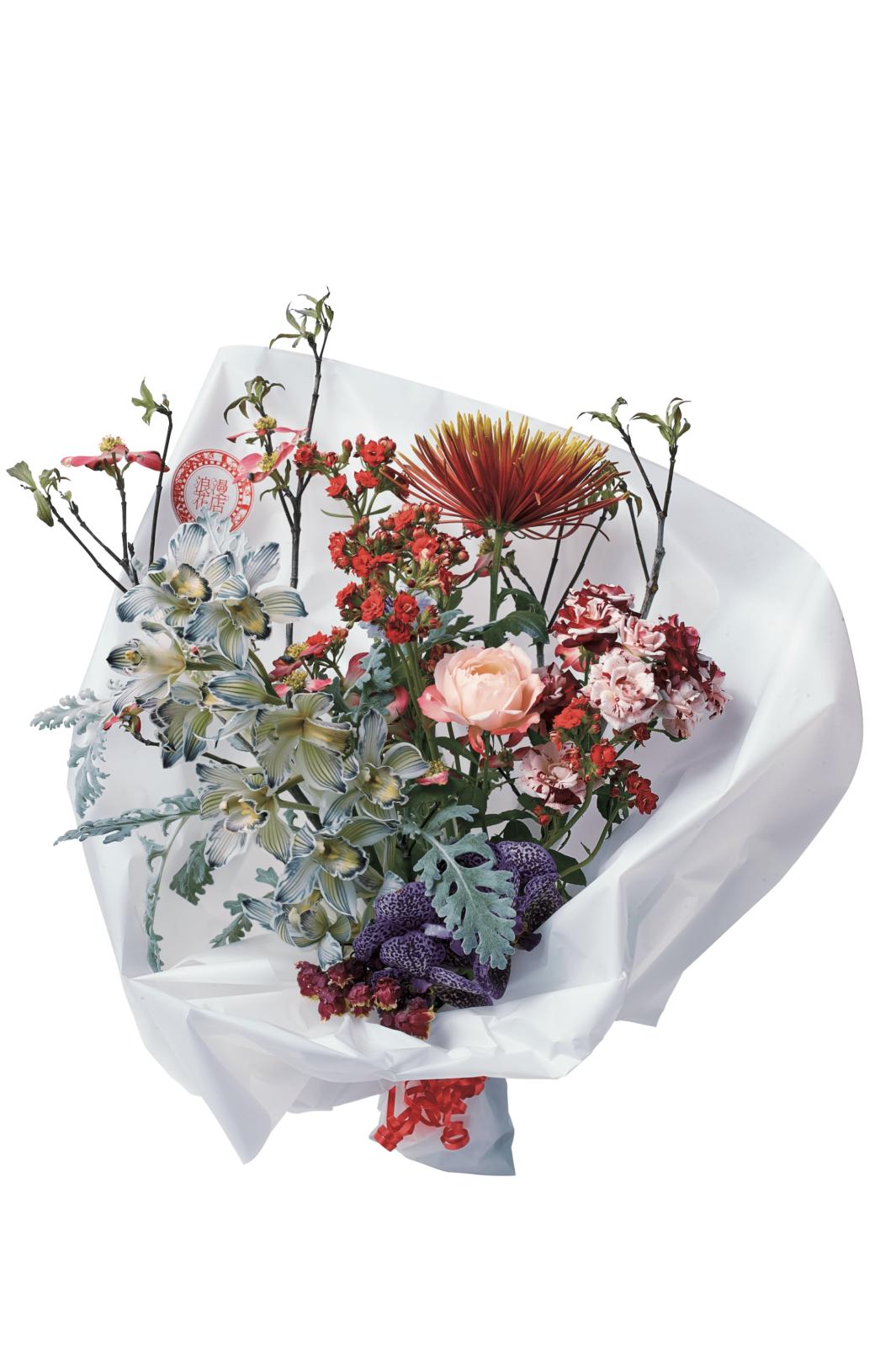 ラーマンファーデンの花束