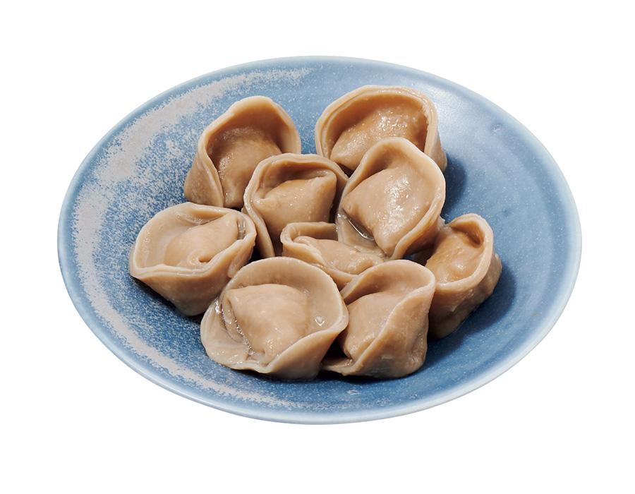 按田餃子/白菜と生姜