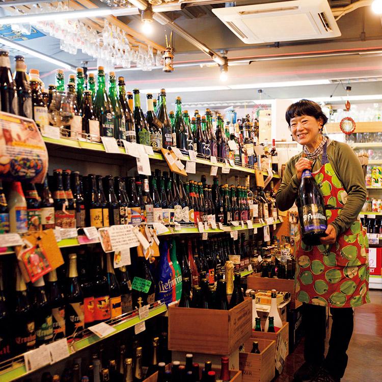 京都〈山岡酒店〉クラフトビール