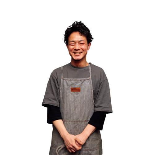 店主/遠藤僚さん