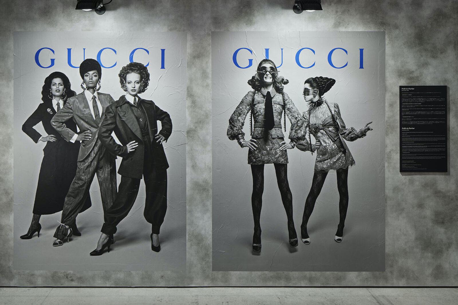 Room12「Gucci Prêt-À-Porter」2019 Fall Winter Collection