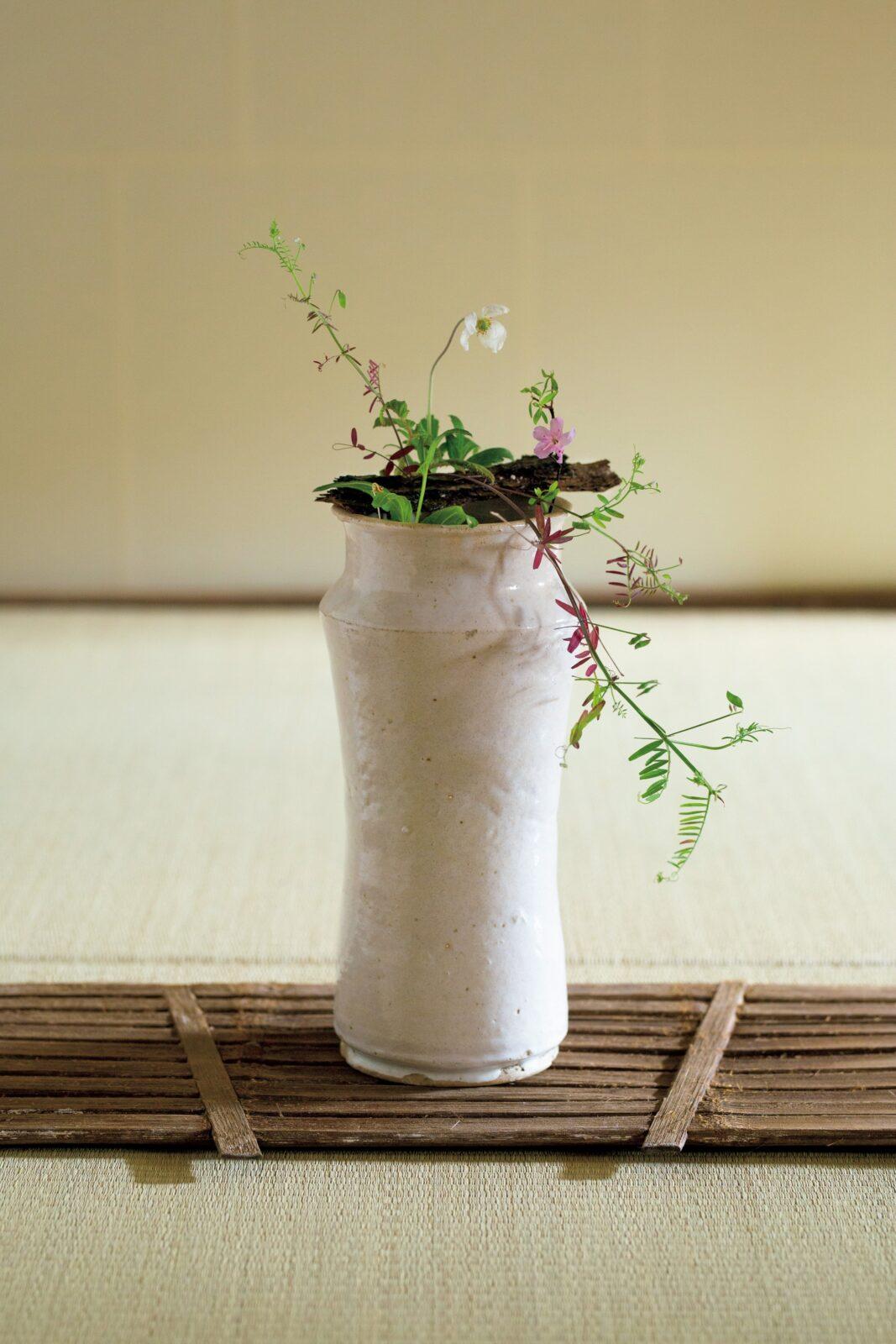 京都 花屋 みたて 花器