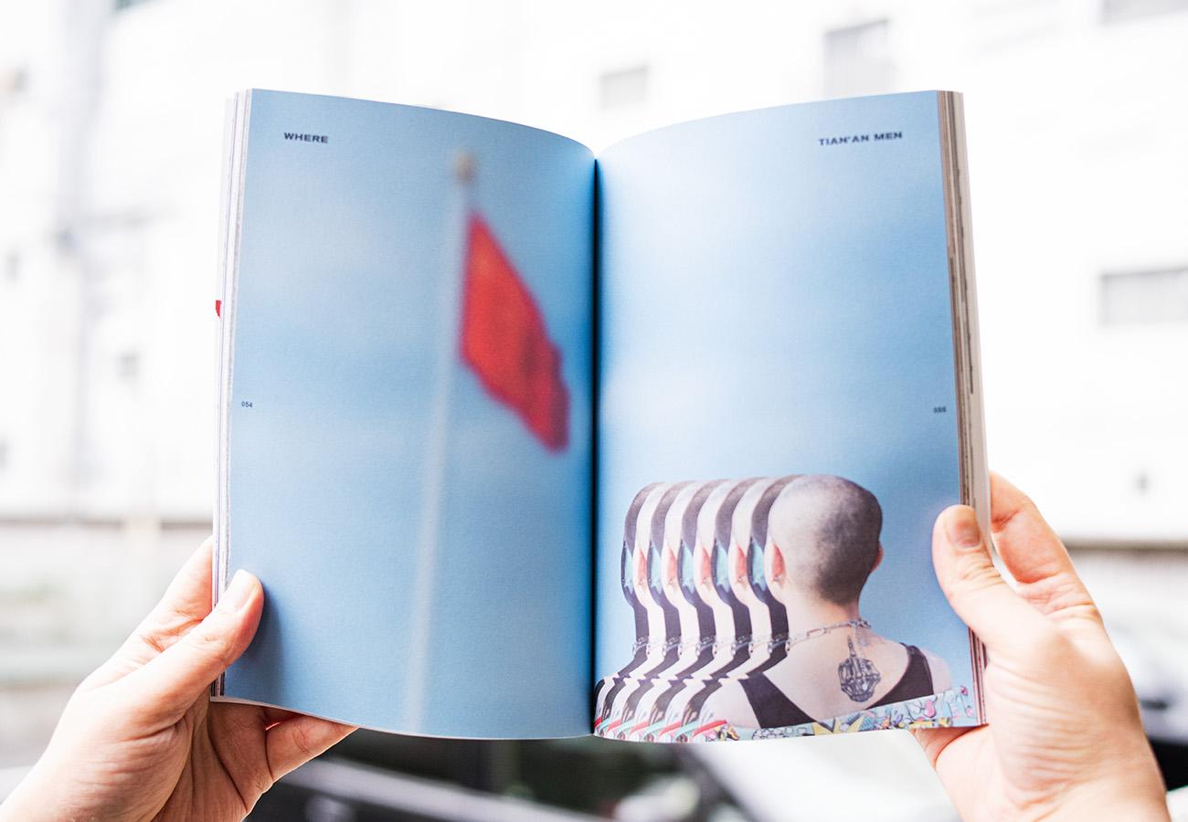 『MISSIONARY』【北京】北京の出版スタジオが制作したクィア・マガジン。創刊号では中国の男性同性愛者に、第2号では女性、トランスジェンダー、身体障害者にもフォーカスし、社会で見過ごされてきた人々が抱える問題に光を当てている。鮮烈なスナップとコラージュを駆使したデザインによって、現代を生きるセクシュアルマイノリティたちの思想や精神性を表現した一冊。DaddyGreenBASEMENT/¥3,300。