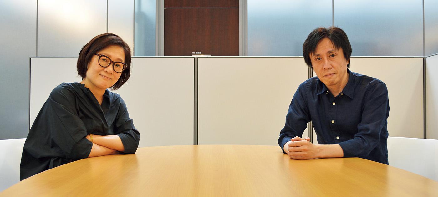 加山竜司と山脇麻生さん