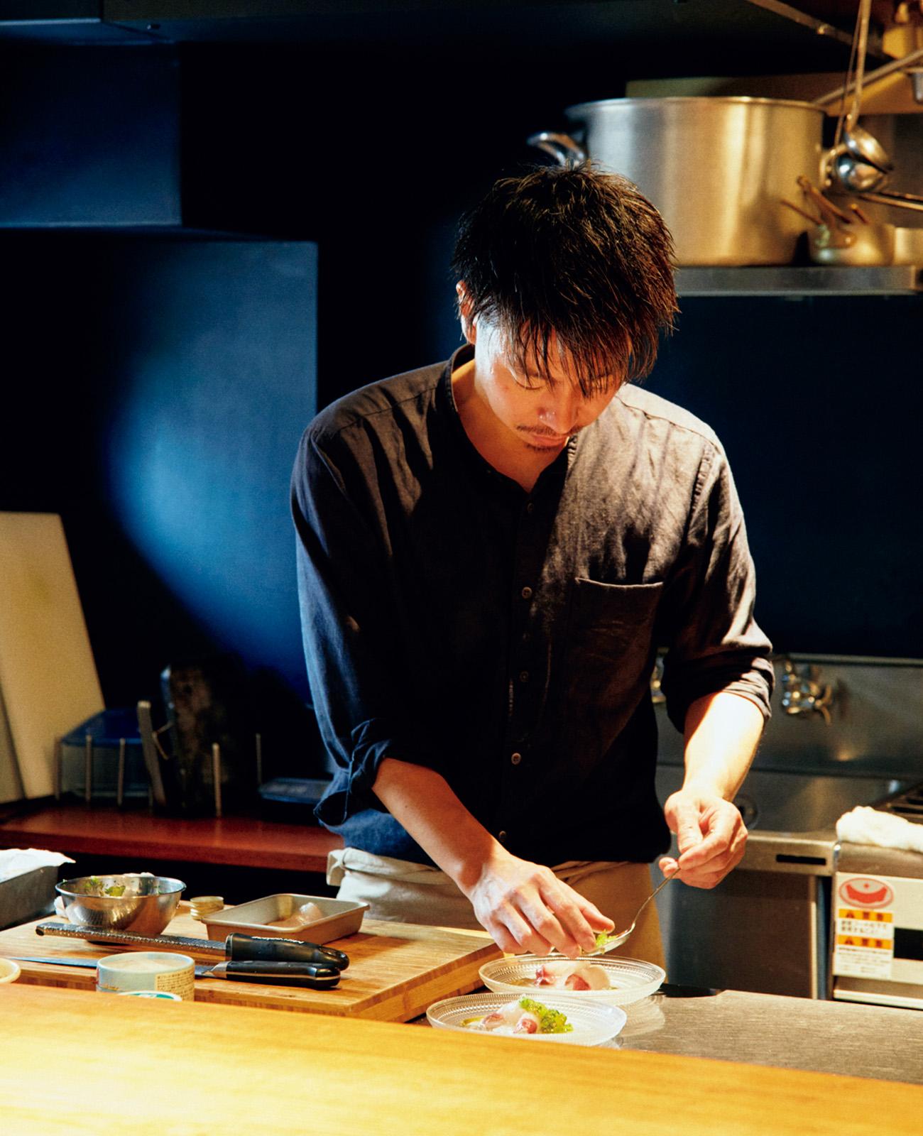 「色気のある料理を作る雰囲気がある」とは、中村さんの白石さん評。