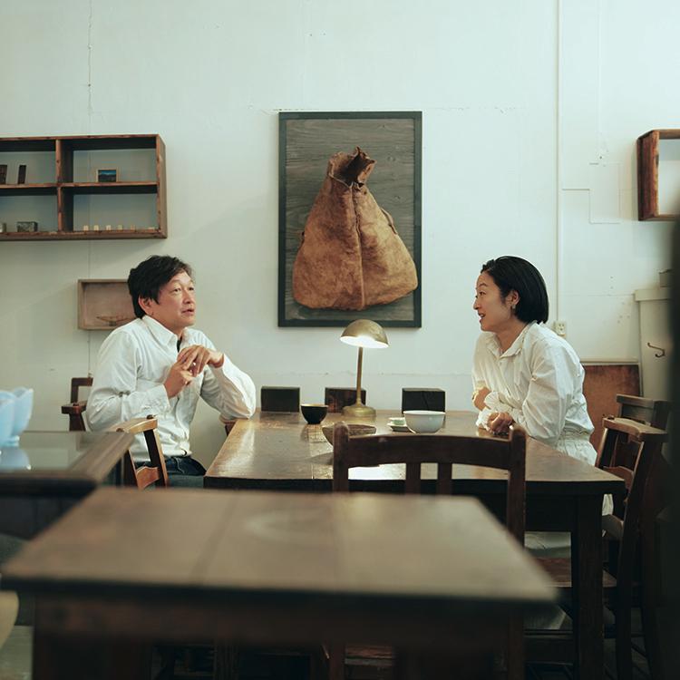 料理とコーヒー論。焙煎家・オオヤミノル×料理家・細川亜衣