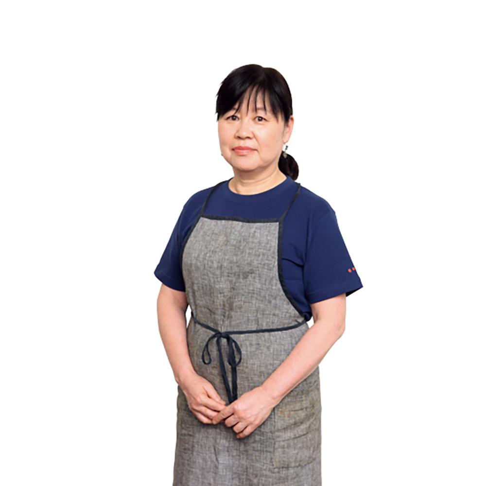 店主/古積由美子さん
