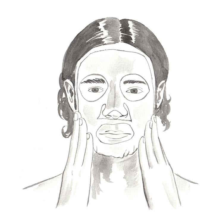 3.肌が弱っているときは保湿シートも有効。寝不足やストレス続きの日は、肌が弱りがち。スペシャルケアとして保湿用のシートマスクを使うのが有効。アイテムによって使い方が微妙に異なるので、使用時間やアフターケアなど、正しい使い方をチェックしよう。
