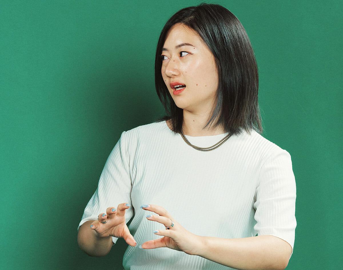 実業家の龍崎翔子
