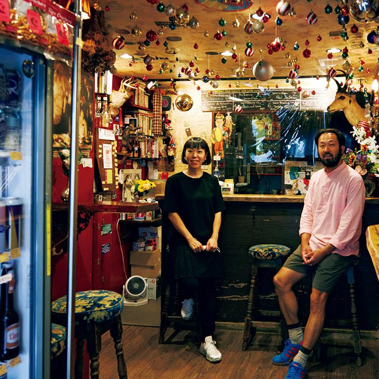 三軒茶屋〈Pigalle Tokyo〉5坪のヨーロッパに潜む極小ボトルショップ