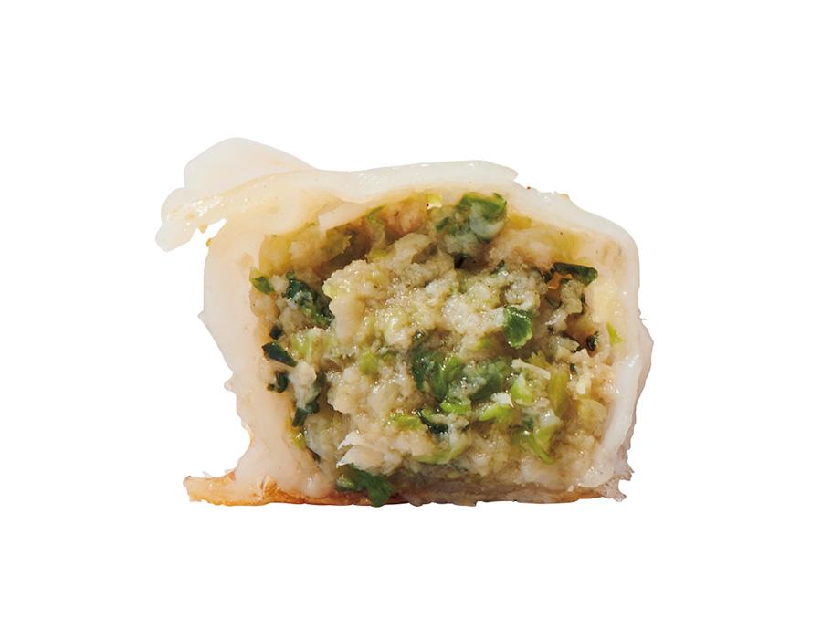 ぎょうざのビッグファイブ/鹿児島県産黒豚入り しそ生餃子