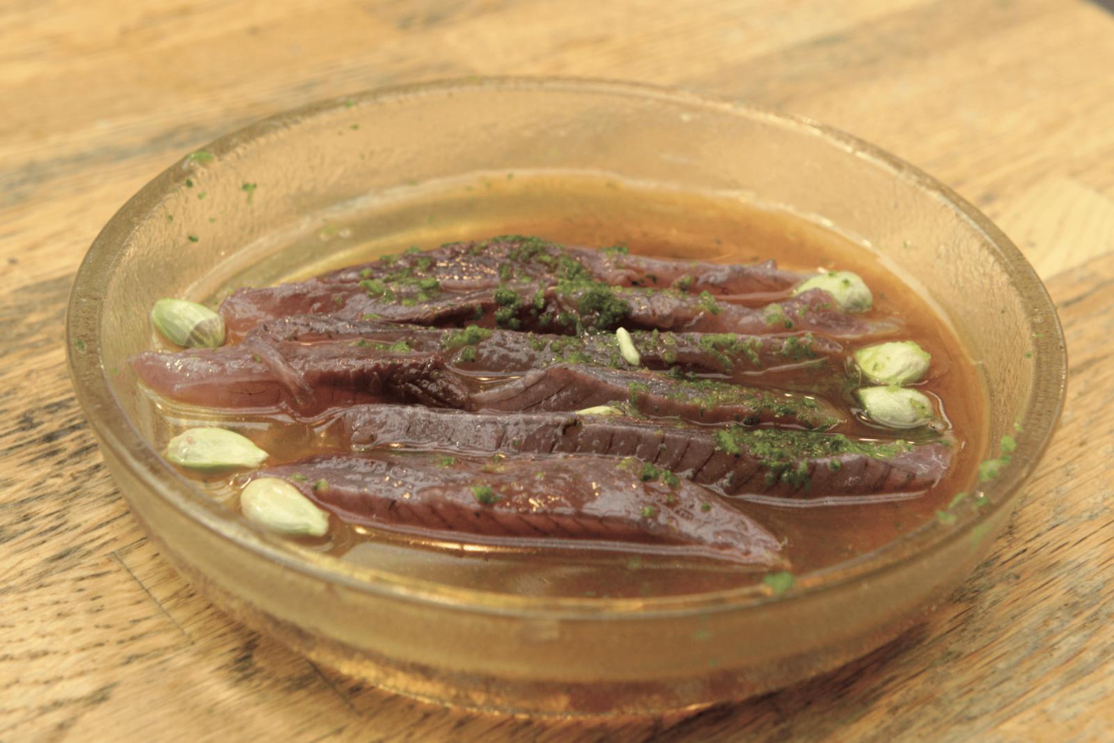 マルソウダ ブルータス 魚