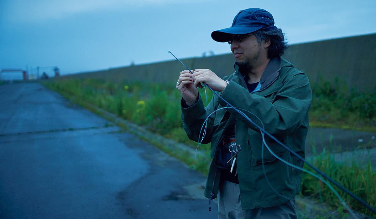 「国内外、いろいろ回った中で、釣りを取り巻く環境は根室周辺が良かった」と古川さん。