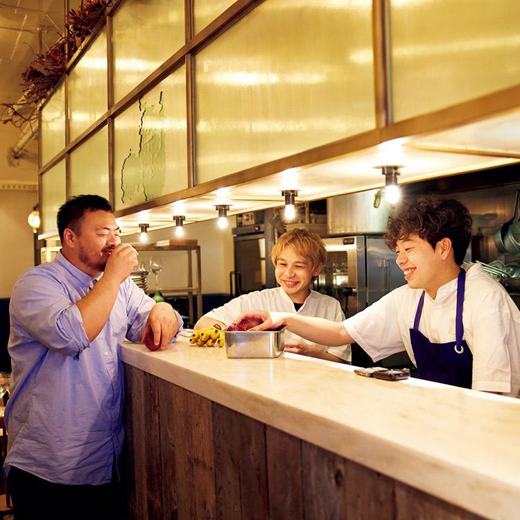 代々木上原のフレンチレストラン・sio