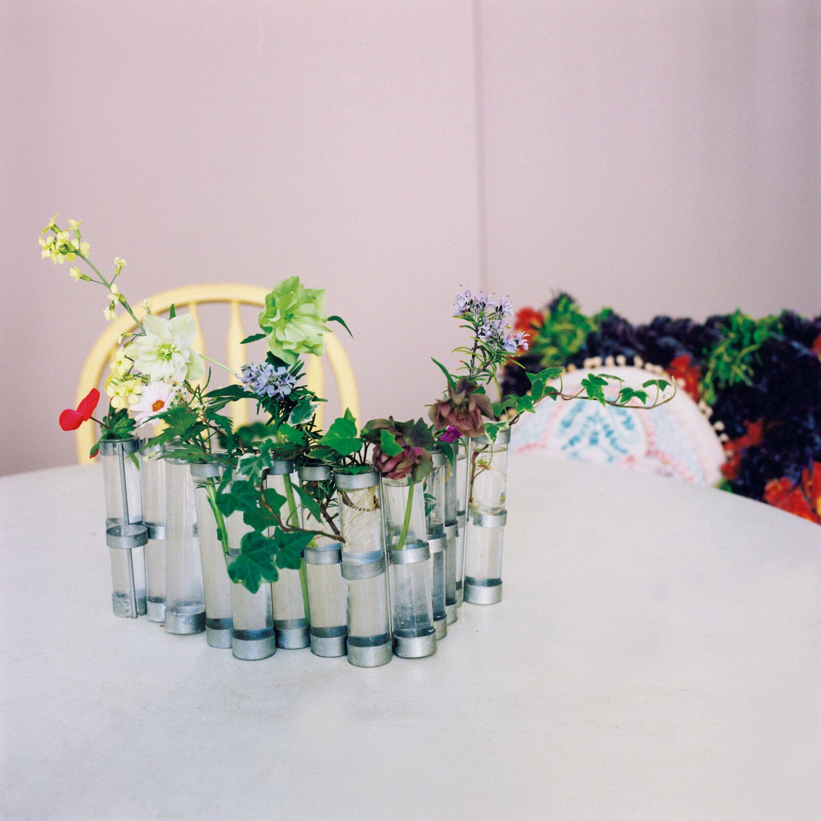 チャラ 花