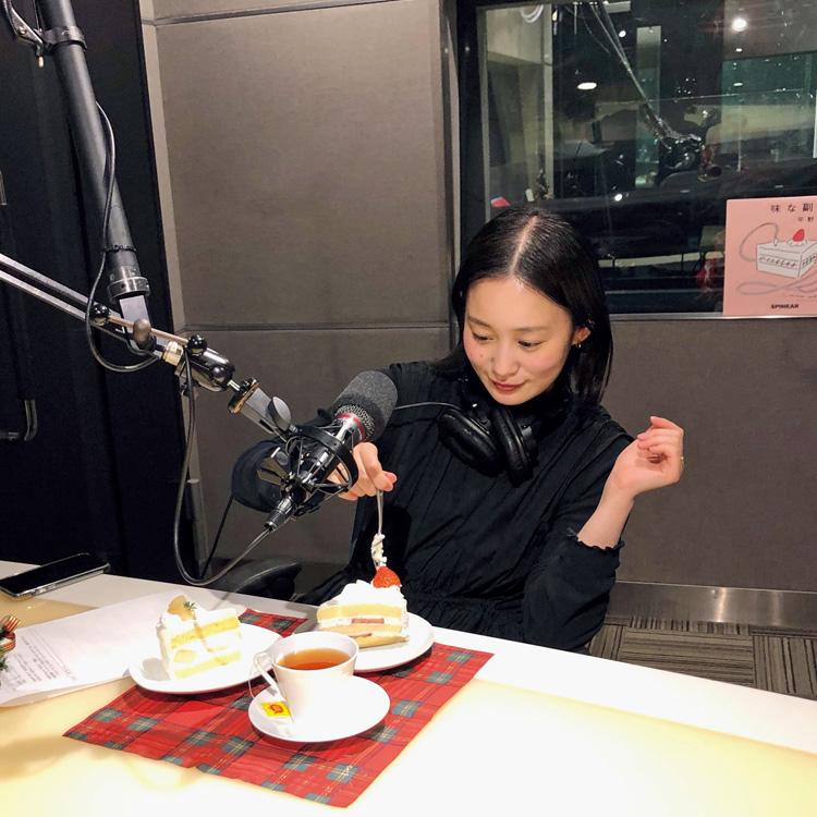 J-WAVE『味な副音声』(SPINEAR)パーソナリティのフードエッセイスト平野紗季子