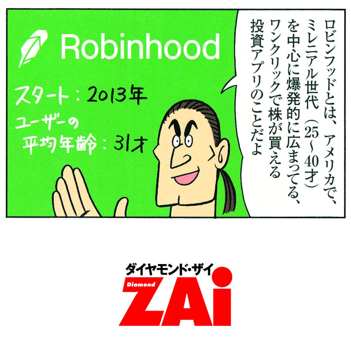 ZAIの『恋する株式相場!』