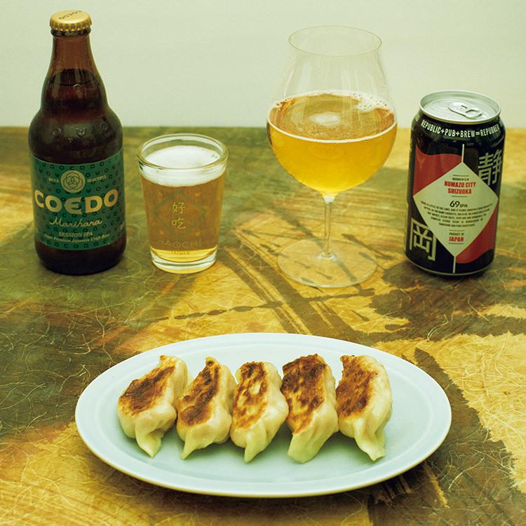 クラフトビールで、餃子はもっとおいしくなる 〜後編〜
