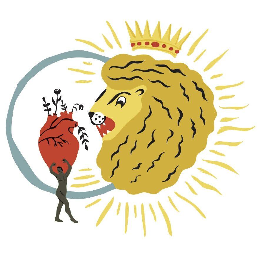 ブルータス週間占い獅子座 lion