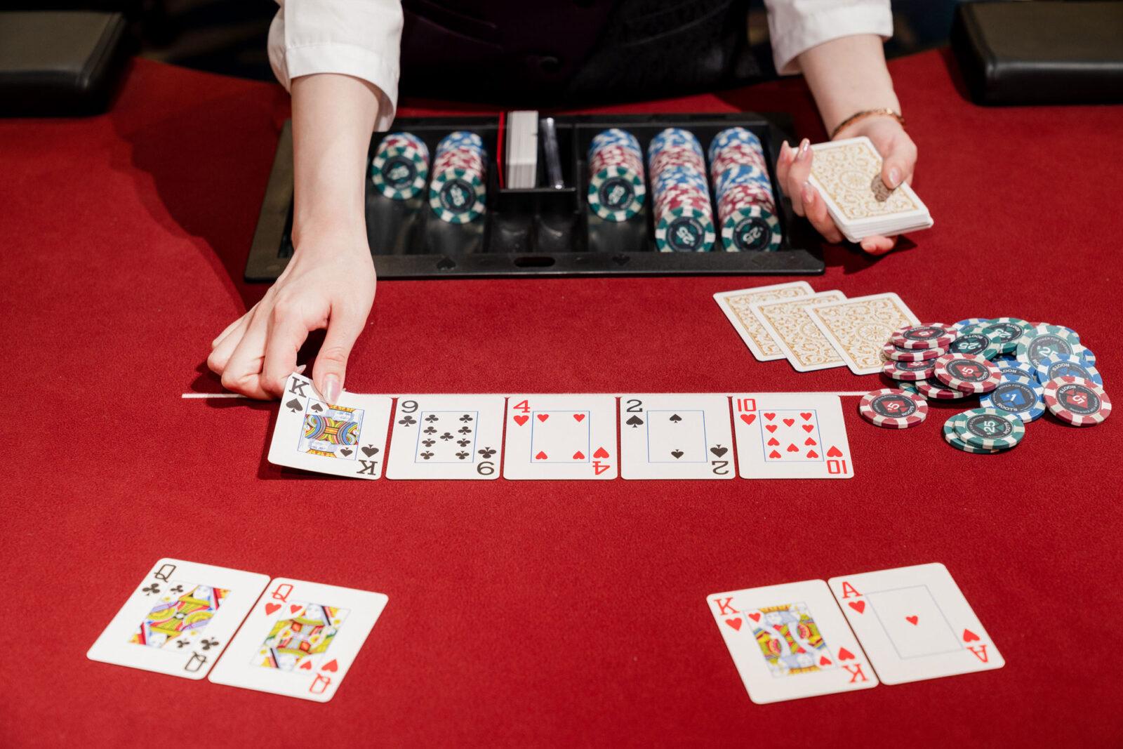 ポーカー カジノ ROOTS SHIBUYA