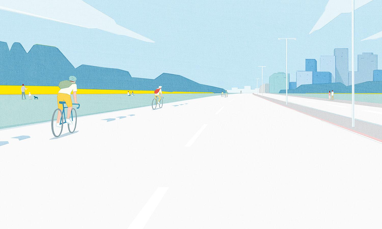 道交法と自転車