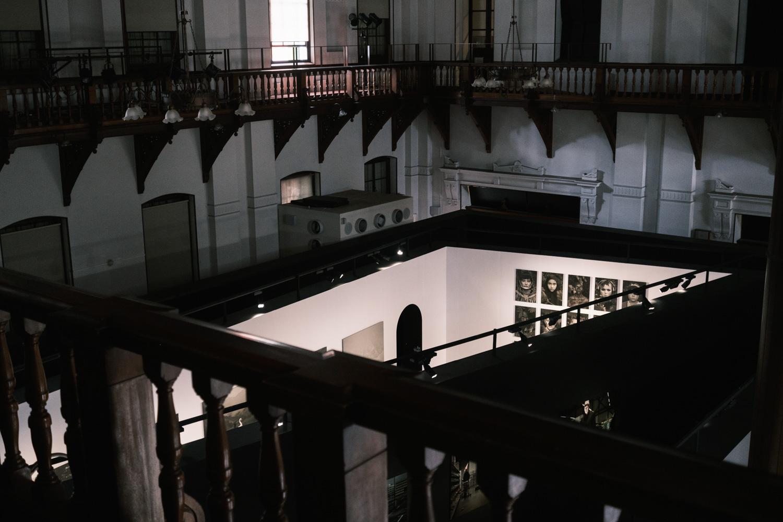 アーウィン・オラフの展示