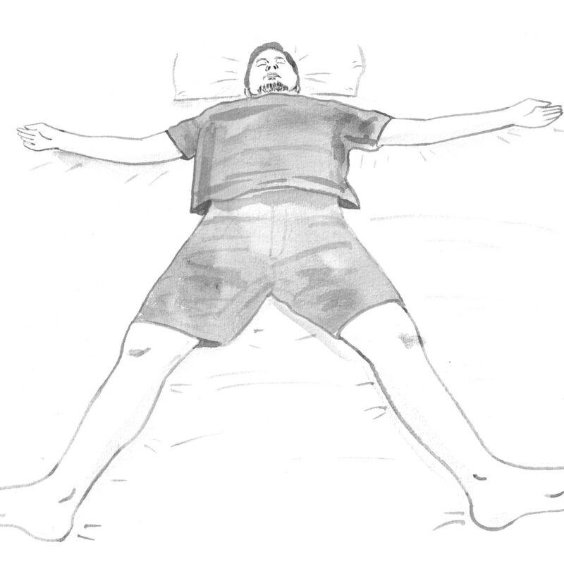 睡眠の質を高めるメソッド