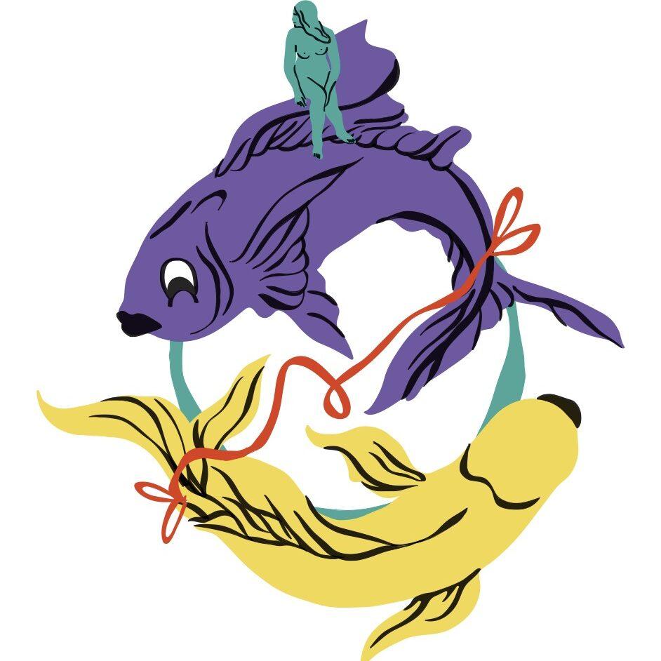 ブルータス週間占い魚座 poisson